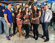 MTV Jersey Shore Cast