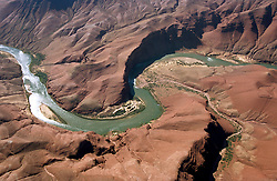AZ, Grand Canyon National Park, Arizona, Colorado River.Photo Copyright: Lee Foster, lee@fostertravel.com, www.fostertravel.com, (510) 549-2202.azgran204
