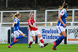 Jasmine Matthews of Bristol City Women - Mandatory by-line: Will Cooper/JMP - 18/10/2020 - FOOTBALL - Twerton Park - Bath, England - Bristol City Women v Birmingham City Women - Barclays FA Women's Super League