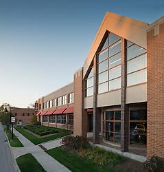 Studebaker National Museum, Architecture Design Group..Photo by Matt Cashore