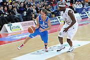 DESCRIZIONE : Pesaro Edison All Star Game 2012<br /> GIOCATORE : Giuseppe Poeta<br /> CATEGORIA : palleggio<br /> SQUADRA : Italia Nazionale Maschile<br /> EVENTO : All Star Game 2012<br /> GARA : Italia All Star Team<br /> DATA : 11/03/2012 <br /> SPORT : Pallacanestro<br /> AUTORE : Agenzia Ciamillo-Castoria/C.De Massis<br /> Galleria : FIP Nazionali 2012<br /> Fotonotizia : Pesaro Edison All Star Game 2012<br /> Predefinita :