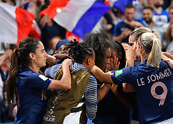 Wendi Renard during the 2019 FIFA Women's World Cup France group A match between Nigeria vs France on June 17, 2019 in Rennes, France. Photo by Christian Liewig/ABACAPRESS.COM