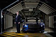 Adrian Hallmark - CEO of Bentley Motors Adrian Hallmark - Bentley Motors