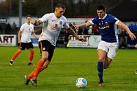 Josh Amis. Nuneaton Town Football Club 1-1 Stockport County Football Club, Vanarama National League North, 12.11.16.