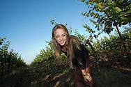 Cecila Oldne, Sula Wines, Nashik, Indien<br /> COPYRIGHT 2009 CHRISTINA SJÖGREN<br /> ALL RIGHTS RESERVED