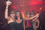 REBECCA ROSS; ; , CANDICE ROBINSON, The Valentine's Masked Ball of the Full Moon, hosted by Suzette Field of the Last Tuesday Society. the Coronet, Elephant and Castle. London. 14 February 2014.