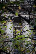 Buenos Aires, Argentina...Imagens da cidade de Buenos Aires, capital da Argentina. Na foto detalhe de um predio...The Buenos Aires city. In this photo a building...Foto: JOAO MARCOS ROSA / NITRO