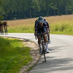 WIJSTER (NED) June 20: <br /> CYCLING <br /> Dutch Nationals Road Men up and around the Col du VAM<br /> Oscar Riesebeek (Netherlands / Team Alpecin - Fenix)