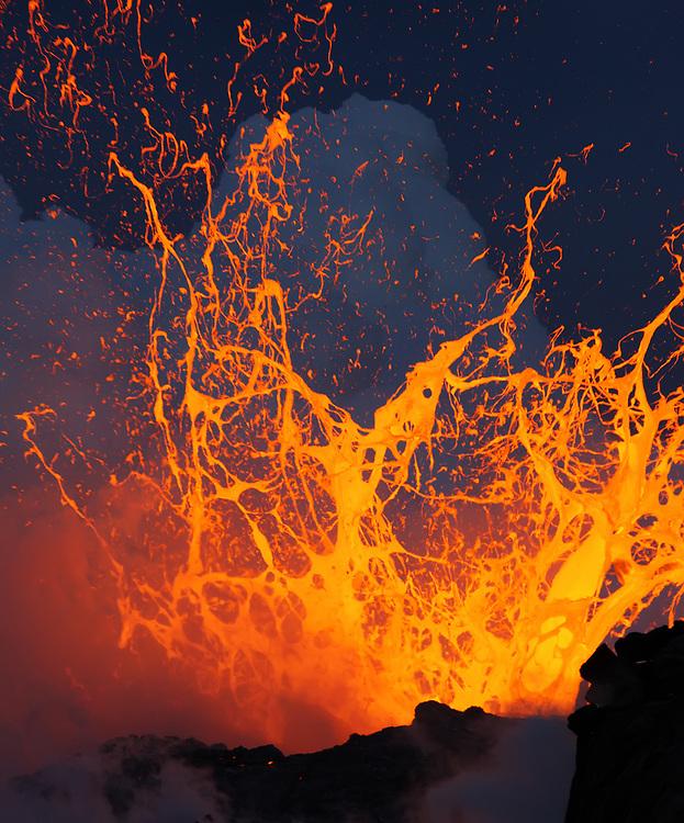 20080704 - Kalapana Lava Flow