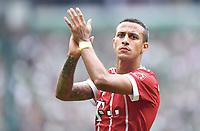 Thiago Alcantara (Bayern)<br /> Bremen, 26.08.2017, Fussball Bundesliga, SV Werder Bremen - FC Bayern Muenchen 0:2<br /> Norway only