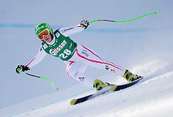 12. 01. 20 1 3, Karl Schranz Abfahrt, St. Anton, AUT, FIS Weltcup Ski Alpin, Abfahrt, Damen im Bild Stefanie Moser (AUT) // during ladies Downhill of the FIS Ski Alpine World Cup at the Karl Schranz course, St. Anton, Austria on 2013/01/12. EXPA Pictures © 2013, PhotoCredit: EXPA/ Eibner/ Kopatsch ***** ATTENTION - OUT OF GER *****