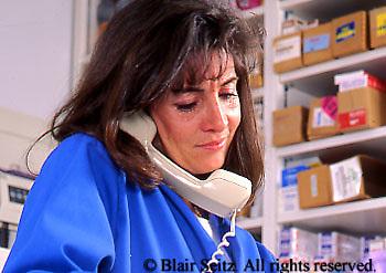 Medical Lab Technician, Phone Consultation