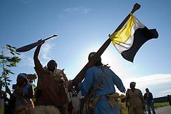Garifuna Settlement Day, annual festival held in late November, Dangriga, Stann Creek District, Belize, Central America