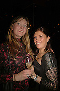 Elli Kosh and Terri Button, Spring party at Frankie Dettori's bar and Grill. 3 Yeoman's Row. London sw3. 10 April 2006. ONE TIME USE ONLY - DO NOT ARCHIVE  © Copyright Photograph by Dafydd Jones 66 Stockwell Park Rd. London SW9 0DA Tel 020 7733 0108 www.dafjones.com