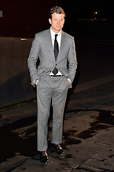 © Licensed to London News Pictures. 02/03/2016. ED SPELEERS attends the Bright Young Things Gala 2016. The Gala raises funds in support of emerging talent at the National Theatre. London, UK. Photo credit: Ray Tang/LNP