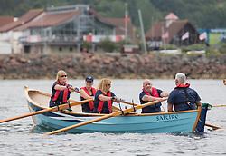 Largs Regatta Week 2015, hosted by Largs Sailing Club and Fairlie Yacht Club<br /> <br /> Firth of Clyde Community Rowing Club ( FOCCRC )regatta , SALTIRE<br /> <br /> <br /> Credit Marc Turner