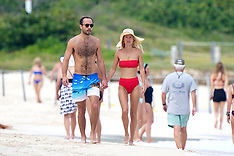 James Middleton and family on holiday - 6 Jan 2020
