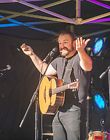Damian Wilson At The Picnic at the  Castle 2020 at Warwick Castle Photo by Brian Jordan