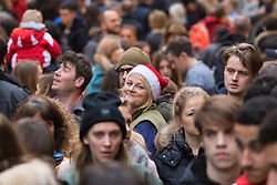 London, December 12th 2015. Tens of thousands of shoppers descend on London's west end as retailers keep prices low to encourage volume sales in the run-up to Christmas. PICTURED: ///FOR LICENCING CONTACT: paul@pauldaveycreative.co.uk TEL:+44 (0) 7966 016 296 or +44 (0) 20 8969 6875. ©2015 Paul R Davey. All rights reserved.