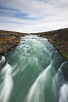 Iceland; Laxa; Myvatn; Thingeyjarsyslur