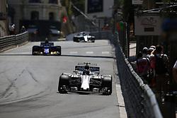 May 28, 2017 - Monte Carlo, Monaco - Motorsports: FIA Formula One World Championship 2017, Grand Prix of Monaco, .#18 Lance Stroll (CAN, Williams Martini Racing) (Credit Image: © Hoch Zwei via ZUMA Wire)