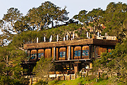 Nepenthe Restaurant and store, Big Sur, California