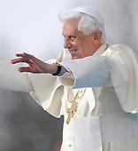 Pope Benedict New York City