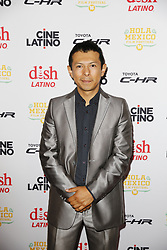 LOS ANGELES, CA - JUNE 7 Hansel Rodriguez attends the 9th Annual Hola Mexico Film Festival Opening Night at the Regal LA LIVE in downtown Los Angeles, on June 7, 2017 in Los Angeles, California. Byline, credit, TV usage, web usage or linkback must read SILVEXPHOTO.COM. Failure to byline correctly will incur double the agreed fee. Tel: +1 714 504 6870.