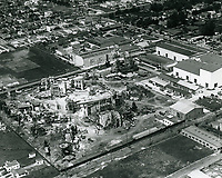 1927 Aerial view of United Artist Studios