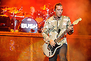performing at Pointfest at Verizon Wireless Amphitheater in St. Louis on August 20, 2011. © Todd Owyoung.