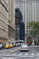 street scene - New York October 2008