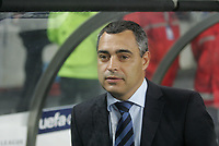 """PORTUGAL - PORTO 23 FEBRUARY 2005: FC Porto coach JOSE COUCEIRO, First Knock-out Round First Leg of the UEFA Champions League, match FC Porto (1) vs FC Internazionale (1), held in """"Dragao"""" stadium  23/02/2005  19:24:32<br />(PHOTO BY: NUNO ALEGRIA/AFCD)<br /><br />PORTUGAL OUT, PARTNER COUNTRY ONLY, ARCHIVE OUT, EDITORIAL USE ONLY, CREDIT LINE IS MANDATORY AFCD-PHOTO AGENCY 2004 © ALL RIGHTS RESERVED"""