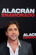 041013 alacran enamorado premiere with javier bardem