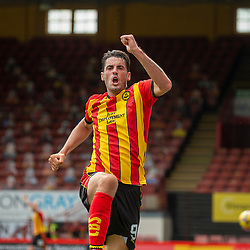 Partick Thistle v Queen of the South. First Scottish Championship game of season 2021-2022