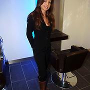 NLD/Tilburg/20060129 - Opening kapsalon John Beerens Tilburg, Rosanna Lima
