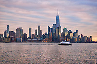 Downtown NYC & Hudson River
