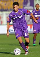 "Adrian Mutu (Fiorentina)<br /> Italian ""Serie A"" 2006-07 <br /> 29 October 2006 (Match Day 9)<br /> Fiorentina-Palermo (2-3)<br /> ""Artemio Franchi"" Stadium-Firenze-Italy<br /> Photographer Luca Pagliaricci INSIDE"
