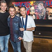 NLD/Amsterdam/20161103 - CD Presentatie Rene Froger, Didier, Maxim en Danny