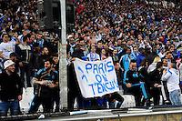 Supporters Marseille - 05.04.2015 - Marseille / Paris Saint Germain - 31eme journee de Ligue 1<br />Photo : Dave Winter / Icon Sport
