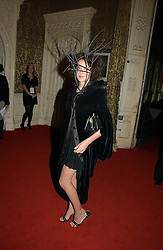 ANNABELLE NEILSON at the 2006 Moet & Chandon Fashion Tribute in honour of photographer Nick Knight, held at Strawberry Hill House, Twickenham, Middlesex on 24th October 2006.<br /><br />NON EXCLUSIVE - WORLD RIGHTS