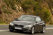 BMW SA launches the 4 series coupe to local media. Images by BeadlePhoto