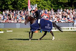Farewell Casall Ask, Bengtsson Rolf Goran, SWE<br /> Deutsches Spring- und Dressur Derby Hamburg 2017<br /> © Hippo Foto - Stefan Lafrentz<br /> 27/05/17