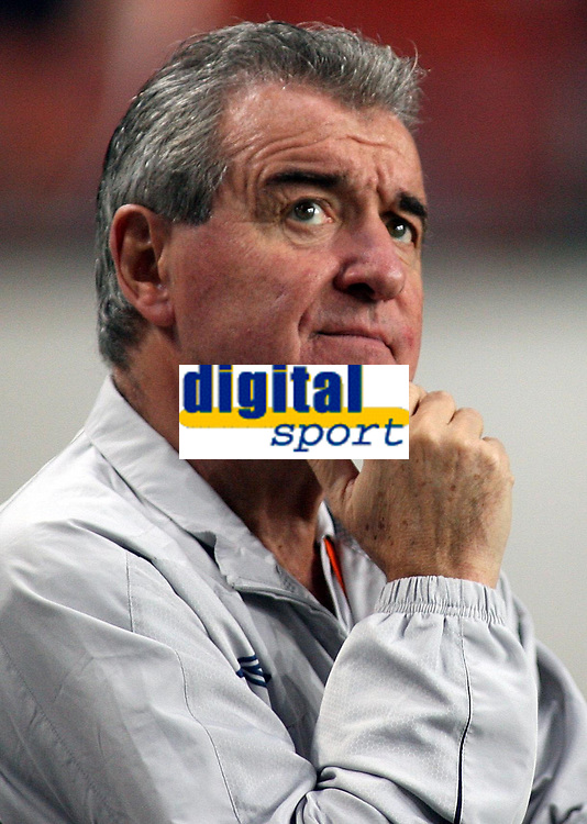 Photo: Paul Thomas.<br /> Holland v England. International Friendly. 15/11/2006.<br /> <br /> Terry Venables, Assistant England manager.
