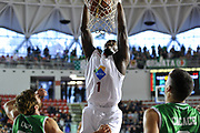 DESCRIZIONE : Roma LNP A2 2015-16 Acea Virtus Roma Mens Sana Basket 1871 Siena<br /> GIOCATORE : Jamal Olasewere<br /> CATEGORIA : schiacciata tiro<br /> SQUADRA : Acea Virtus Roma<br /> EVENTO : Campionato LNP A2 2015-2016<br /> GARA : Acea Virtus Roma Mens Sana Basket 1871 Siena<br /> DATA : 06/12/2015<br /> SPORT : Pallacanestro <br /> AUTORE : Agenzia Ciamillo-Castoria/G.Masi<br /> Galleria : LNP A2 2015-2016<br /> Fotonotizia : Roma LNP A2 2015-16 Acea Virtus Roma Mens Sana Basket 1871 Siena