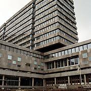 Paleis van Justitie Julina van Stolberglaan in Den Haag