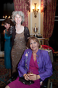 DEBORAH CRIDDLE; ANNE DUNHAM, The Lady Joseph Trust, fundraising party.<br /> Camilla, Duchess of Cornwall  attends gala fundraising event as newly appointed President of the charity. The Lady Joseph Trust was formed in 2009 to raise funds to acquire horses for the UKÕs top Paralympic riders Cavalry and Guards Club, 127 Piccadilly, London,<br /> 26 October 2011. <br /> <br />  , -DO NOT ARCHIVE-© Copyright Photograph by Dafydd Jones. 248 Clapham Rd. London SW9 0PZ. Tel 0207 820 0771. www.dafjones.com.<br /> DEBORAH CRIDDLE; ANNE DUNHAM, The Lady Joseph Trust, fundraising party.<br /> Camilla, Duchess of Cornwall  attends gala fundraising event as newly appointed President of the charity. The Lady Joseph Trust was formed in 2009 to raise funds to acquire horses for the UK's top Paralympic riders Cavalry and Guards Club, 127 Piccadilly, London,<br /> 26 October 2011. <br /> <br />  , -DO NOT ARCHIVE-© Copyright Photograph by Dafydd Jones. 248 Clapham Rd. London SW9 0PZ. Tel 0207 820 0771. www.dafjones.com.