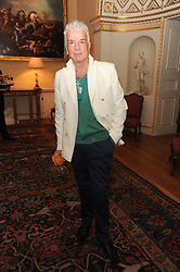 A party to promote the exclusive Puntacana Resort & Club - the Caribbean's Premier Golf & Beach Resort Destination, was held at Spencer House, London on 13th May 2010.<br /> <br /> Picture shows:-NICKY HASLAM