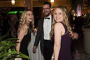 EMILY WATKINS; EMILY WOLFE; NICHOLAS DEL GIUDICE, Best of the West, Old Ebbit's Bar and Grill.   Washington DC. 21 January 2017