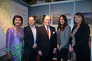 21/1/16  US Ambassador Kevin O'Malley at the Visit Calafornia stand at the Holiday World Show in the RDS in Dublin. Picture: Arthur Carron