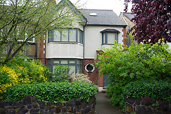 May 17, 2017 - London, London, United Kingdom - Image licensed to i-Images Picture Agency. 17/05/2017. London, United Kingdom. The family home in North London of British actor Joe Alywn, the new boyfriend of US star Taylor Swift. .The singer is reported to have rented a nearby property. Picture by i-Images (Credit Image: © i-Images via ZUMA Press)